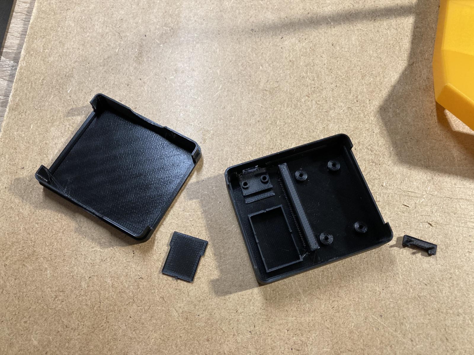 Mein Standard-Kasten für den ESP
