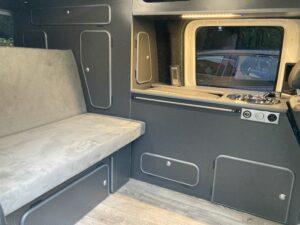 Meine Schlaf-Wohn-Fahrzeug-Küche