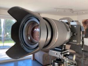 Kamera - Canon EOS M5